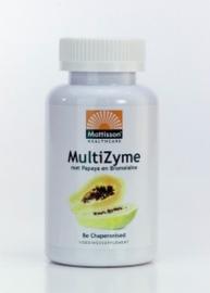 Mattisson Healthcare - MultiZyme - Enzymen complex