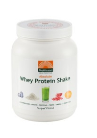 Mattisson Healthcare - Absolute Whey Protein Superfood Shake