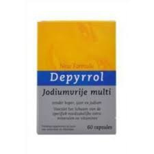 Timm Healthcare - Depyrrol jodiumvrij multi