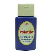 Volatile Massage olie Liefdesdroom