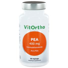 Vitortho PEA 400 mg palmitoylethanolamide Pure PEA