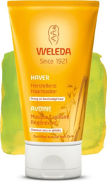 Weleda Haver Herstellend Haarmasker