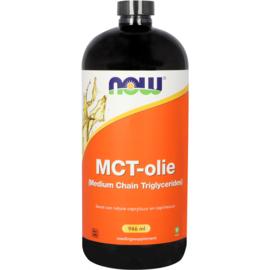 NOW MCT Olie (Medium Chain Triglycerides) 946 ML