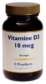 Proviform Vitamine D3