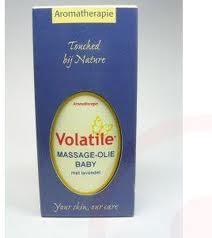 Volatile Massage olie Baby Lavendel