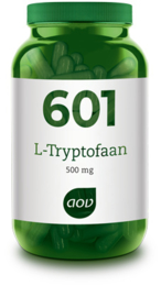 AOV 601 L-Tryptofaan 60 Capsules