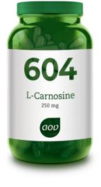 AOV 604 L-Carnosine (250 mg) 60 vcaps