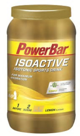 Powerbar Isoactive citroen
