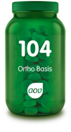 AOV 104 Ortho Basis Multivitamine