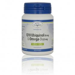 Vitakruid Q10 Ubiquinol 50 mg & Omega-3 325 mg