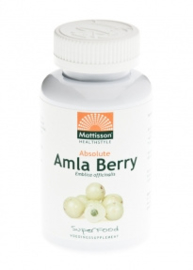 Mattisson Absolute Amla Berry extract