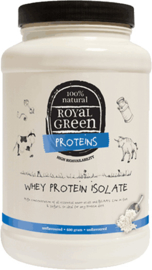 Frenchtop Royal Green Whey Protein Isolaat