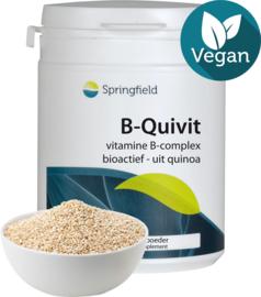 Springfield B-Quivit B Complex 30 Tabletten/100 Gram
