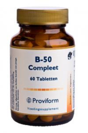 Proviform B 50 Compleet