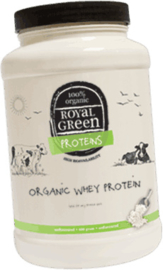 Frenchtop Royal Green Whey Protein Organic