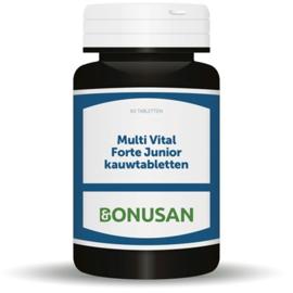 Bonusan Multi Vital Forte Junior kauwtabletten