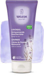 Weleda Lavendel Ontspannende Douchecreme