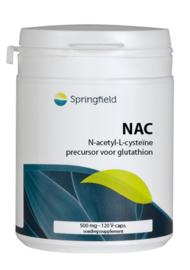 Springfield NAC  N-Acetyl-l-Cysteïne