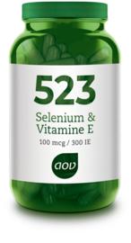 AOV 523 Selenium & Vitamine E (100 mcg / 300 ie) 60 capsules