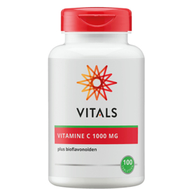 Vitals VITAMINE C 1000 MG 100 TABLETTEN