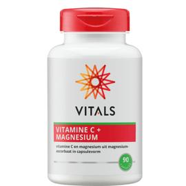 Vitals VITAMINE C + MAGNESIUM 90 CAPSULES