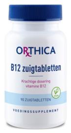 Orthica Vitamine B12 90 zuigtabletten