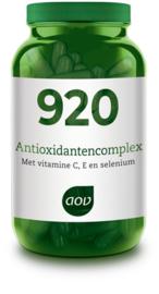 AOV 920 Antioxidantencomplex 90 vcaps