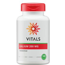 Vitals KALIUM 200 MG 100 CAPSULES