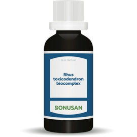Bonusan Rhus toxicodendron biocomplex