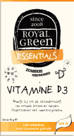 Frenchtop Royal Green Vitamine D3