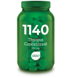 AOV 1140 Thymus concentraat 60 Capsules