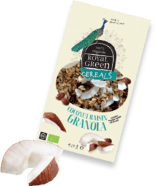 Frenchtop Royal Green Royal Green Coconut Raisin Granola