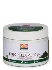 Mattisson Healthcare - Absolute Chlorella Poeder Bio Raw (China)
