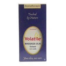 Volatile Massage olie Extase
