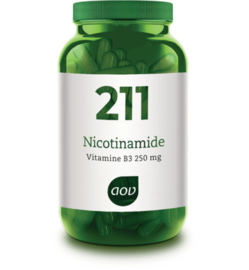AOV 211 Nicotinamide (250 mg) 100 capsules