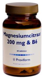 Proviform Magnesiumcitraat en B-6