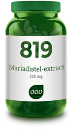 AOV 819 Mariadistel-extract (225 mg) 90 vcaps