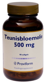 Proviform Teunisbloemolie 500 mg