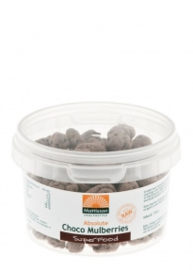 Mattisson Healthcare - Absolute Raw Choco Mulberries