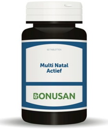 Bonusan Multi Natal (0723) 60 Tabletten