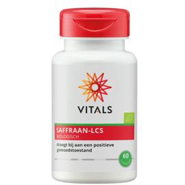 Vitals SAFFRAAN-LCS BIOLOGISCH 60 CAPSULES
