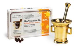 Bio-Vitamine D3  75 µg 3000 IE