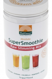 Mattisson Healthcare - Absolute Supersmoothie Slimming Bio