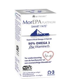 Vitals Minami MOREPA PLATINUM 60/120 SOFTGELS