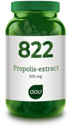 AOV 822 Propolis-extract (600 mg) 60 Capsules