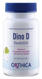 Orthica Dino D 120 kauwtabletten