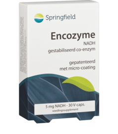 Springfield Encozyme NADH 10 mg