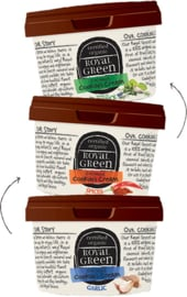 Frenchtop Royal Green kokos cooking cream spices