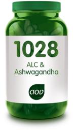 AOV 1028 ALC & Ashwagandha 60 capsules