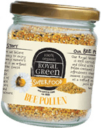 Frenchtop Royal Green Bee pollen